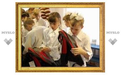 Туляки устроили детям праздник