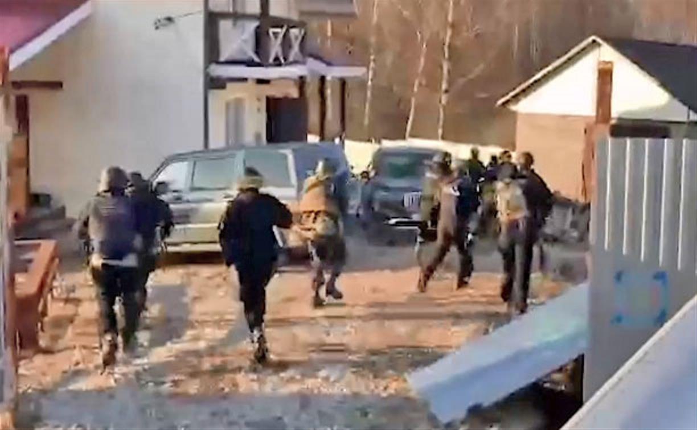 Спецоперацию по задержанию изготовителей мефедрона провели в Тульской области