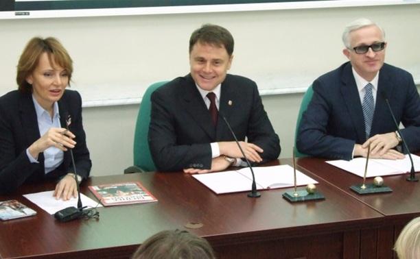Подписано соглашение о развитии молодежного предпринимательства