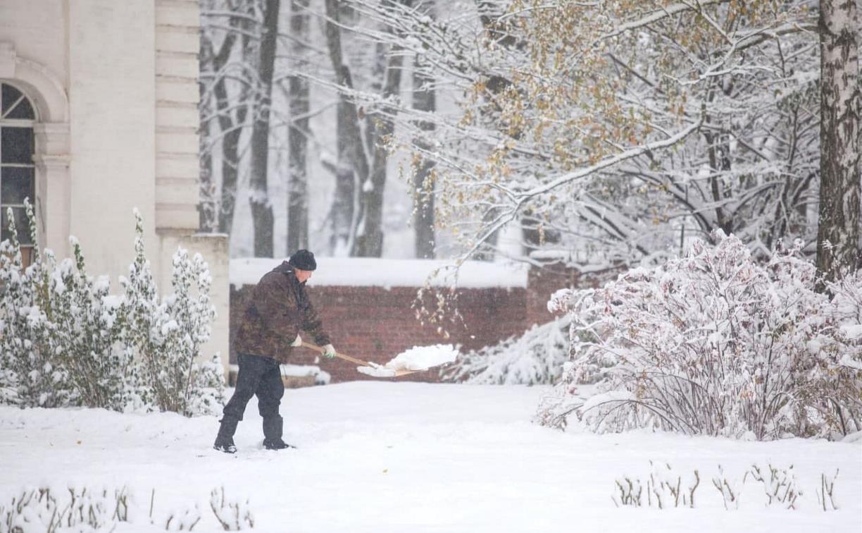 В Богородицке приставы за долги арестовали снегоуборочную машину администрации