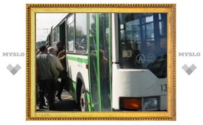 В Туле закроют дорогу на Скуратово