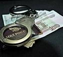 Тульский полицейский отказался от взятки в 10 тыс. рублей
