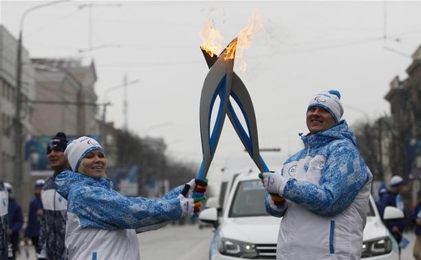 Эстафета паралимпийского огня: Как это было?