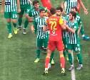 На матче молодежных команд «Ахмат» – «Арсенал» в Грозном произошла массовая драка