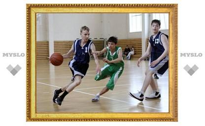 Юные тульские баскетболисты определят чемпионов