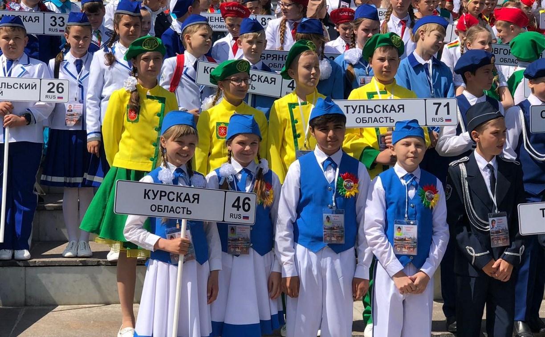 Юные туляки демонстрируют знания ПДД на всероссийском конкурсе в Казани