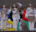 Тульский уличный театр «Эрмитаж» покорил Сочи