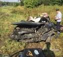 Под Нижним Новгородом в смертельное ДТП попал автомобиль из Тульской области