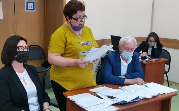 Мена стадиона на депо в Туле: адвокат обвиняемой просит вернуть дело прокурору