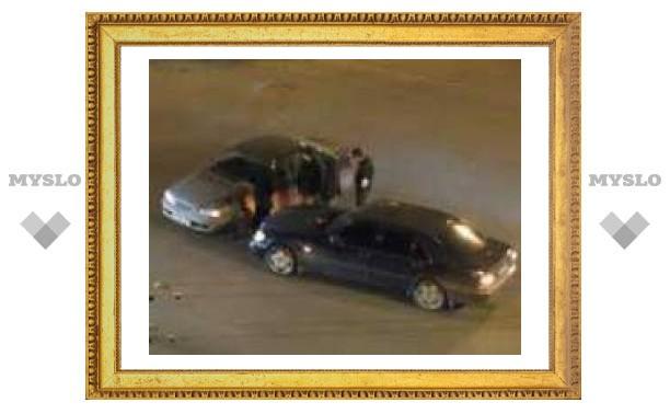 Под Тулой задержали дорожных подставлял