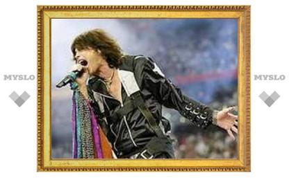 Группа Aerosmith даст два концерта в России