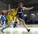 Баскетбольные канониры уступили челябинским «волкам»