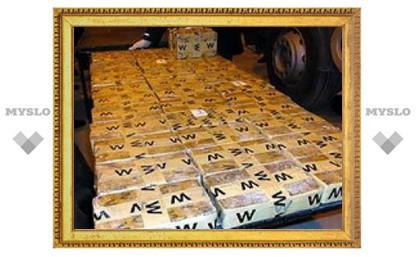В Таджикистане задержали рекордную партию наркотиков