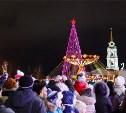 31 декабря в Тульской области будет до -23 градусов