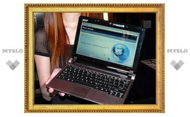 Acer показал нетбук с Google Android