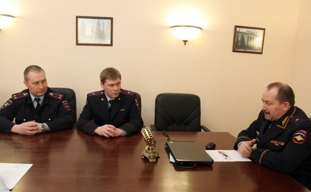 Сотрудники тульского УГИБДД поделились опытом с коллегами из Ненецкого АО и Еврейской АО
