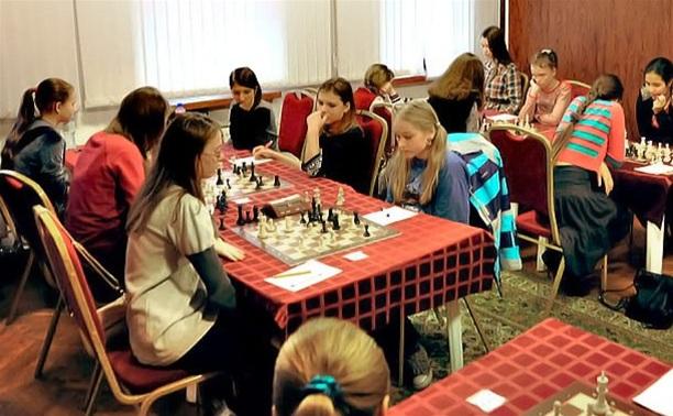 Тульская шахматистка стала чемпионкой округа