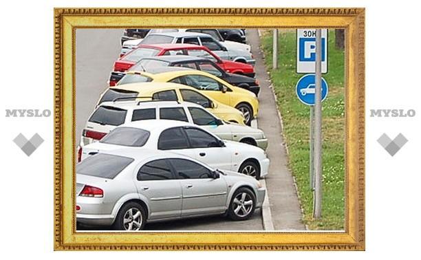 30 тульских парковок не соответствуют санитарным нормам