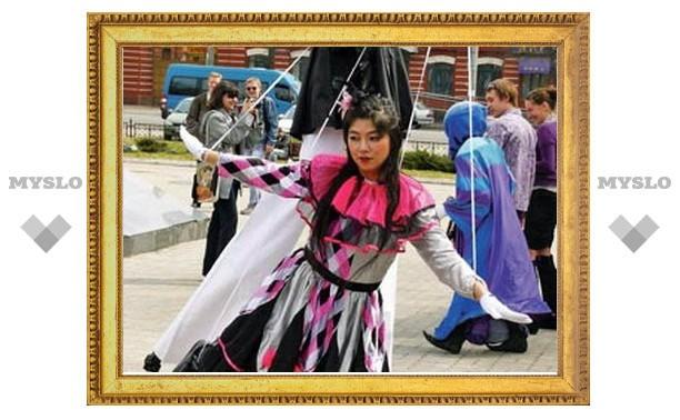 """В День города для туляков откроют """"Театральный дворик"""""""