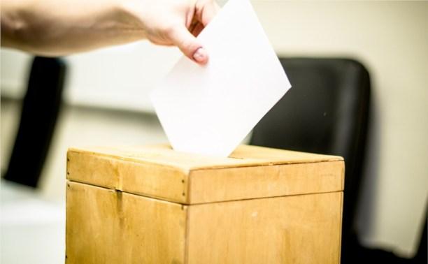 В Тульской области началось досрочное голосование
