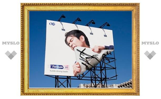 В Туле утвердили положение о наружной рекламе