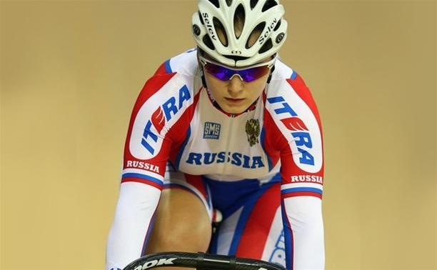 Тульские велосипедисты успешно стартовали на треке в Санкт-Петербурге