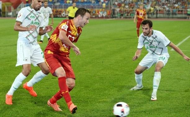 Нападающий «Арсенала» Никита Бурмистров получил травму в матче с «Рубином»