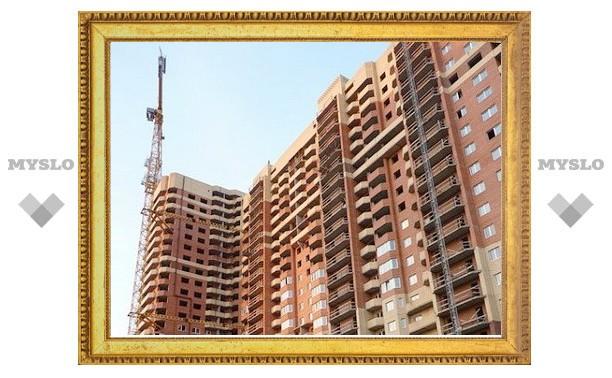 В Москве одобрили темпы жилищного строительства в Туле