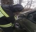 В Одоевском районе в ДТП пострадал пенсионер