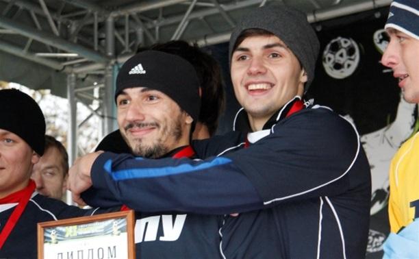 В чемпионате на Кубок «Слободы» выиграла команда «ТГПУ-2»