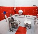 Возле ДК «Металлург» устанавливают общественный туалет