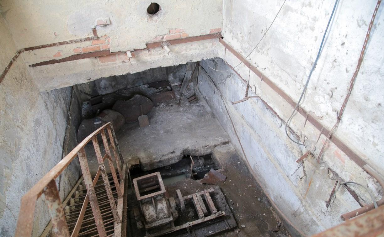 В Богородицке частные дома затапливает канализацией 30 лет
