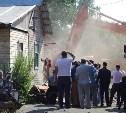 Из 118 незаконных построек в Плеханово снесли уже 53