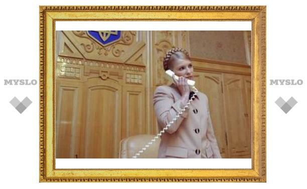 "Тимошенко предпочла работу ""болтовне"" с президентами"