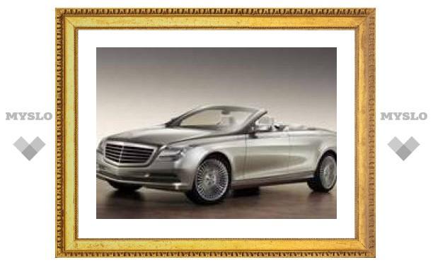 Четырехдверный кабриолет Mercedes выпустят в 2011 году