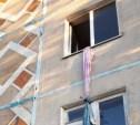 В Богородицке женщина разбилась, пытаясь спуститься с верхнего этажа по простыням