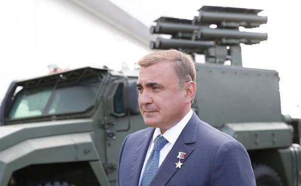 Дюмин победил на выборах главы Тульской области