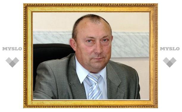 Глава Узловой покинул пост, испугавшись Владимира Груздева?