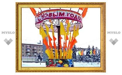 На праздничные флаги, баннеры и наряды для Тулы потратят 700 тысяч рублей
