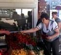 Предприниматели тульских рынков могут узнать, где есть свободные места для торговли