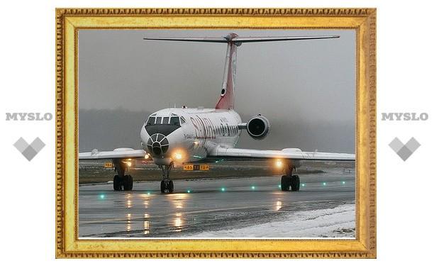 Медведев поручил правительству избавиться от Ту-134