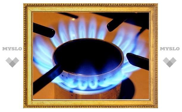 После воды в Тульской области за долги начали отключать газ