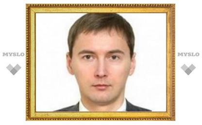 Денис Тихонов станет заместителем председателя правительства Тульской области