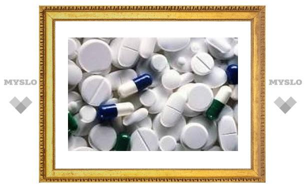 Россия занимает второе место в мире по распространению поддельных лекарств