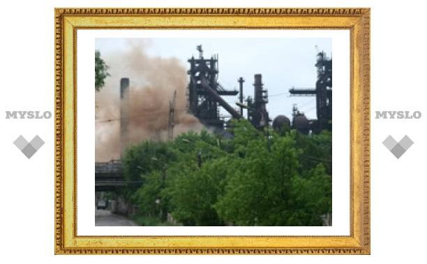 В Туле освятили завод