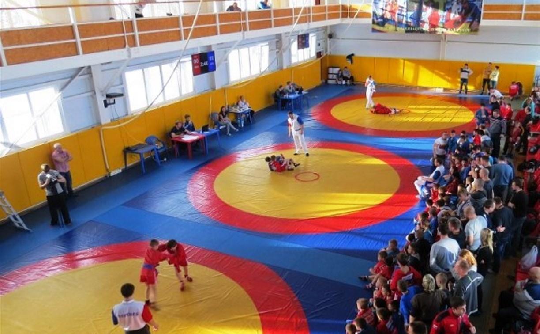 Тульские самбисты заняли призовые места на турнире в Можайске