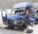 Из-за ДТП на трассе «Тула-Новомосковск» образовалась огромная пробка