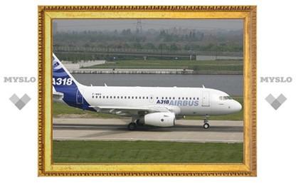 В Астрахани самолет вернулся в аэропорт из-за задымления в салоне