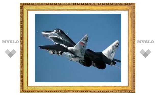 Причиной падения МиГ-29 под Читой назвали поломку системы управления