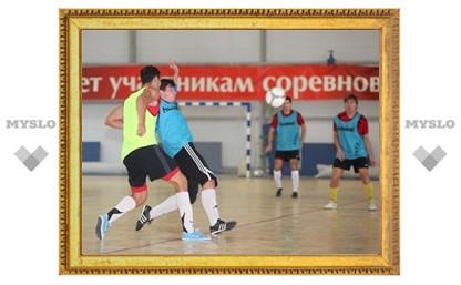 Тульский «Арсенал» приступил к тренировкам